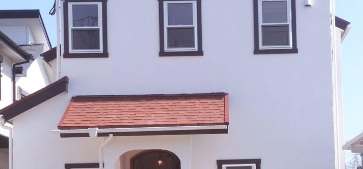 Mamanの家 赤い屋根のお家